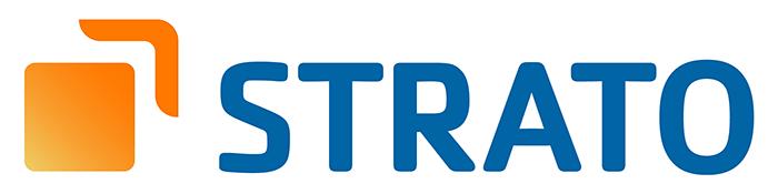 Strato Logo; Bild: Strato
